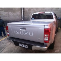 Isuzu D MAX+ Ute Lid + SPACE CAB 1  Pce + manual  Locking +  No Sports Bars.