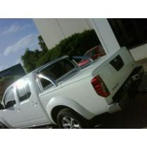 Nissan Navara ST-STX +D40 -3 pce   - SAVE!!!  Double Cab Ute Lid (Manual  Locking)