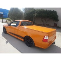Ford FG Slimline Flat Top with Auto Remote Open close and lock.