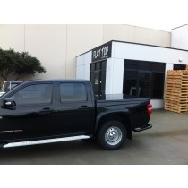 Holden-Rodeo  Colorado RC /Isuzu Dmax Double Cab Flat Top