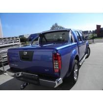 Nissan Navara ST-STX +D40 Flat Top Premium Double Cab Ute Auto actuated