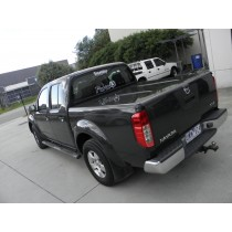 Isuzu D MAX Dual Cab (No Bars) 2012 + Ute Lid +1 Pce Keyless Auto  Lock ./power lifters