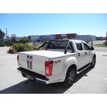 Isuzu D MAX Dual Cab + Ute Lid +3 Pce + Auto Remote open /close /lock
