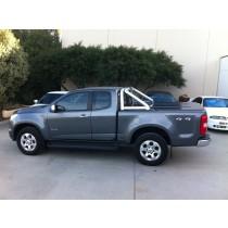 "Holden ""NEW""  RG Colorado SPACE CAB  LT/LX/LTZ (2012+) 3 pce +MANUAL LOCKING"