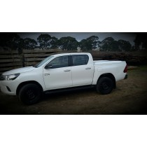 Toyota Hilux Dual Cab N80_sr5_  1 pce + NEW Design!! + FULL Auto Remote Opening.