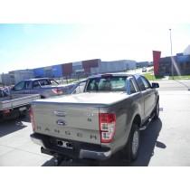 Ford Ranger PX Super  cab  Flat Top Ute Lid+ Manual Locking  - 3 Pce